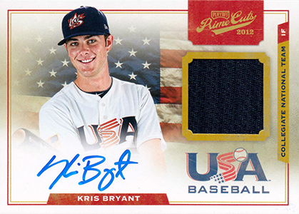 online store 886a7 b7262 Top Kris Bryant Prospect Cards