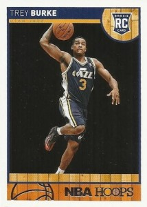 Trey Burke Rookie Cards Checklist and Guide 9