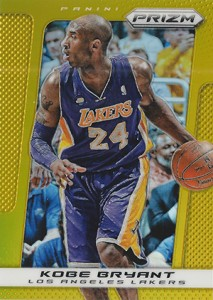 Breaking Down the 2013-14 Panini Prizm Basketball Parallel Rainbow 4