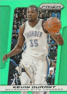 Breaking Down the 2013-14 Panini Prizm Basketball Parallel Rainbow 5