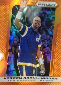 Breaking Down the 2013-14 Panini Prizm Basketball Parallel Rainbow 7