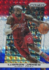 Breaking Down the 2013-14 Panini Prizm Basketball Parallel Rainbow 10
