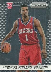Michael Carter-Williams Rookie Card Checklist and Guide 16