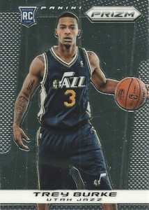 Trey Burke Rookie Cards Checklist and Guide 16