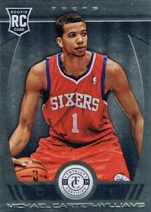 Michael Carter-Williams Rookie Card Checklist and Guide 23
