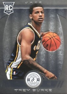 Trey Burke Rookie Cards Checklist and Guide 22