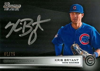 Top Kris Bryant Prospect Cards Available Now 5