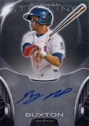 2013 Bowman Sterling Baseball Cards 24