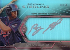 2013 Bowman Sterling Baseball Cards 32