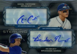 2013 Bowman Sterling Baseball Cards 27