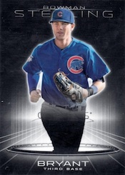 2013 Bowman Sterling Baseball Cards 25
