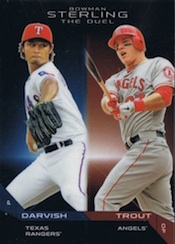 2013 Bowman Sterling Baseball Cards 33