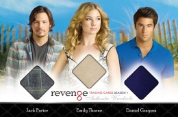 2013 Cryptozoic Revenge Season 1 Trading Cards 26