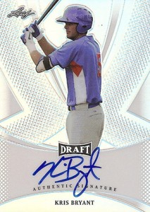 Top Kris Bryant Prospect Cards Available Now 9