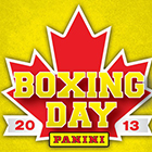 2013 Panini Boxing Day Trading Cards