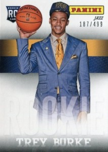 Trey Burke Rookie Cards Checklist and Guide 23