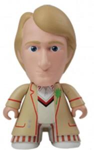 "5th DOCTOR Doctor Who 50th Anniversary 3/"" inch Vinyl Mini Figure Titans 2013"