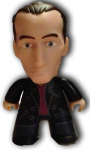 """Doctor Who TITANS Vinyl Series 1 mini Figure 3/"""" 11TH DOCTOR pink shirt"""