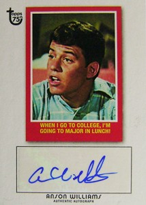2013 Topps 75th Anniversary Autographs Bring the Nostalgia 24