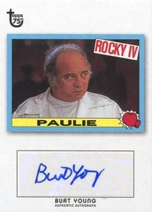 2013 Topps 75th Anniversary Autographs Bring the Nostalgia 25