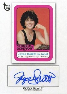 2013 Topps 75th Anniversary Autographs Bring the Nostalgia 5