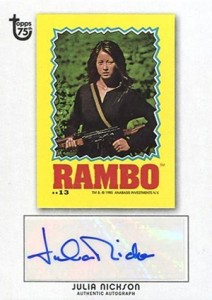 2013 Topps 75th Anniversary Autographs Bring the Nostalgia 22