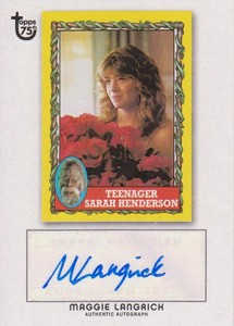 2013 Topps 75th Anniversary Autographs Bring the Nostalgia 20