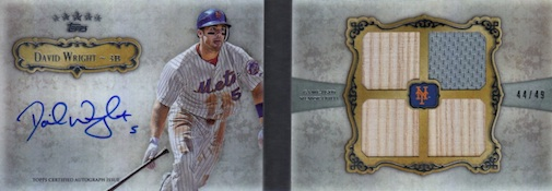 2013 Topps Five Star Baseball Cards 23