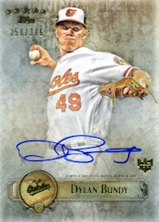2013 Topps Five Star Baseball Cards 27