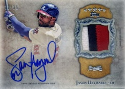 2013 Topps Five Star Baseball Cards 25