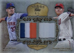 2013 Topps Five Star Baseball Cards 33