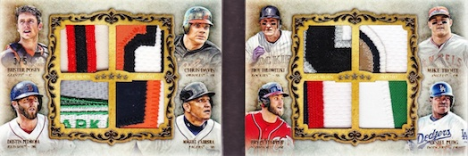 2013 Topps Five Star Baseball Cards 38