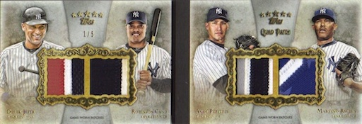 2013 Topps Five Star Baseball Cards 39