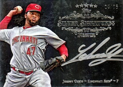 2013 Topps Five Star Baseball Cards 44
