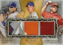 2013 Topps Five Star Baseball Cards 42