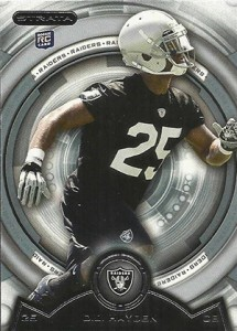 2013 Topps Strata Football Rookie Variations Guide 67