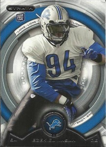2013 Topps Strata Football Rookie Variations Guide 69
