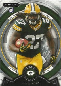 Eddie Lacy Rookie Card Checklist and Visual Guide 60