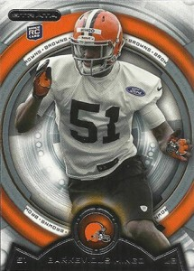 2013 Topps Strata Football Rookie Variations Guide 79