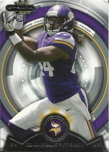 2013 Topps Strata Football Rookie Variations Guide 81