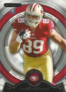 2013 Topps Strata Football Rookie Variations Guide 11
