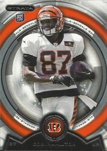 2013 Topps Strata Football Rookie Variations Guide 83