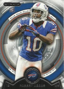 2013 Topps Strata Football Rookie Variations Guide 13