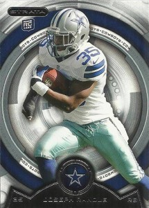 2013 Topps Strata Football Rookie Variations Guide 99