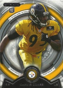 2013 Topps Strata Football Rookie Variations Guide 27