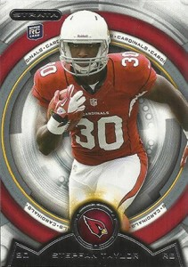 2013 Topps Strata Football Rookie Variations Guide 29