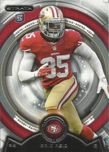 2013 Topps Strata Football Rookie Variations Guide 35