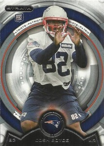 2013 Topps Strata Football Rookie Variations Guide 37