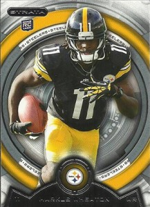 2013 Topps Strata Football Rookie Variations Guide 39