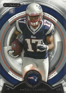 2013 Topps Strata Football Rookie Variations Guide 55
